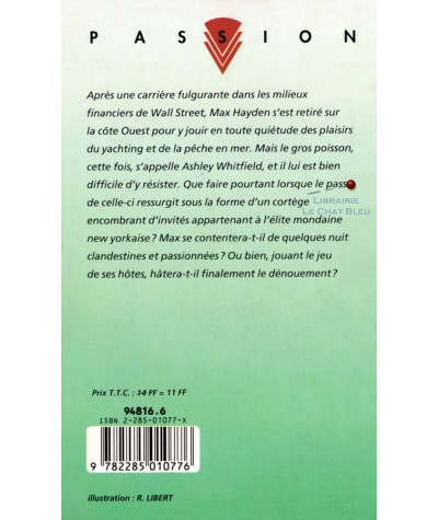 Hôtel du bonheur (Fayrene Preston) - Collection Passion N° 436