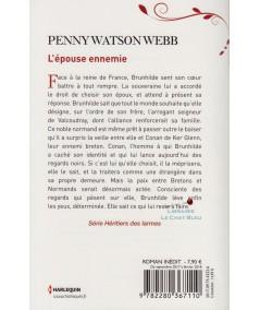Héritiers des larmes T1 : L'épouse ennemie (Penny Watson Webb) - Victoria N° 36