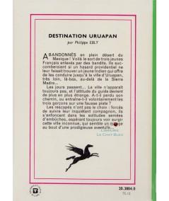 Les conquérants de l'impossible : Destination Uruapan (Philippe Ebly)