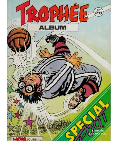 TROPHÉE Album N° 28 - Mon Journal - BD petit format