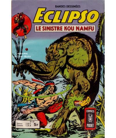 ECLIPSO N° 65  - Comics Pocket - ARTIMA - BD petit format