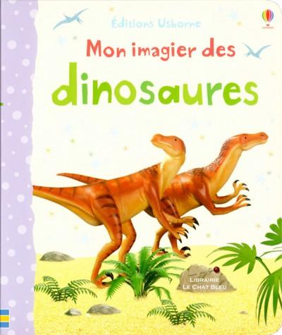 Mon imagier des dinosaures (Sam Taplin) - Livre tout-carton Usborne