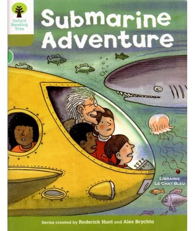 Submarine Adventure (Roderick Hunt, Alex Brychta) - Oxford Reading Tree