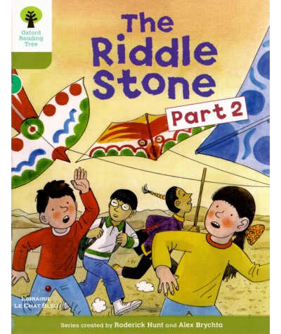 The Riddle Stone - Part 2 - (Roderick Hunt, Alex Brychta) - Oxford Reading Tree