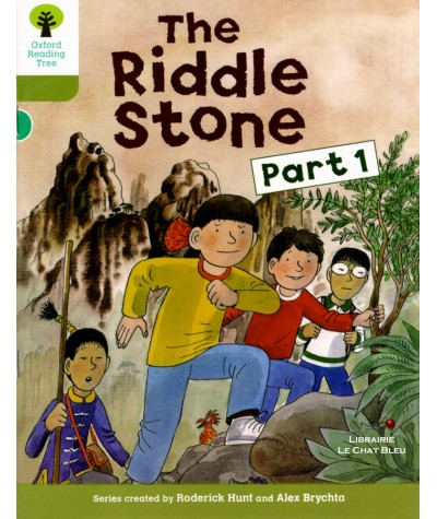 The Riddle Stone - Part 1 - (Roderick Hunt, Alex Brychta) - Oxford Reading Tree