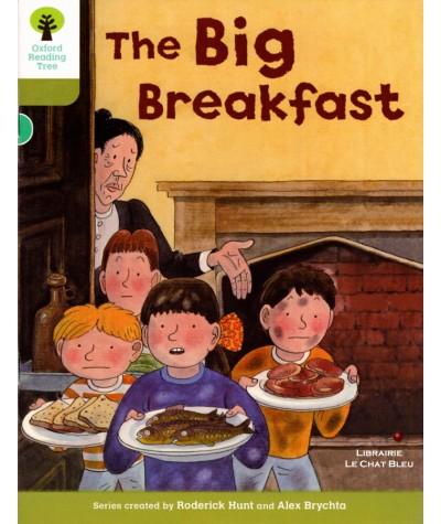 The Big Breakfast (Roderick Hunt, Alex Brychta) - Oxford Reading Tree