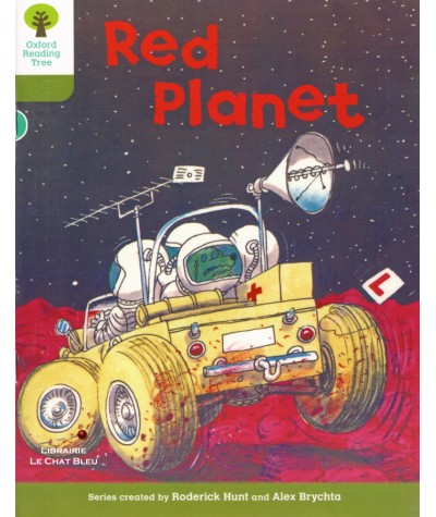 Red Planet (Roderick Hunt, Alex Brychta) - Oxford Reading Tree
