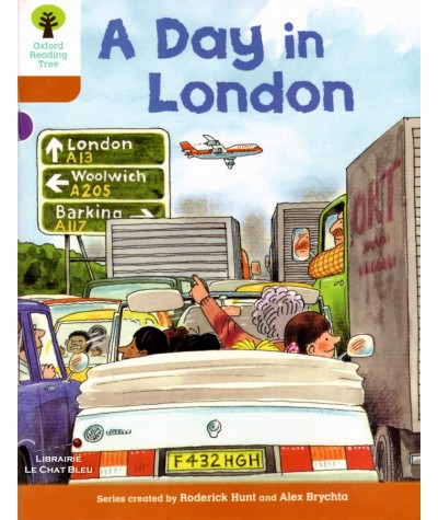 A Day in London (Roderick Hunt, Alex Brychta) - Oxford Reading Tree