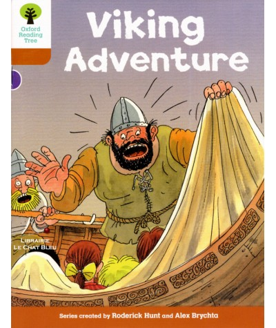 Viking Adventure (Roderick Hunt, Alex Brychta) - Oxford Reading Tree