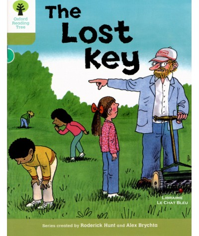 The Lost Key (Roderick Hunt, Alex Brychta) - Owford Reading Tree