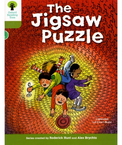 The Jigsaw Puzzle (Roderick Hunt, Alex Brychta) - Oxford Reading Tree