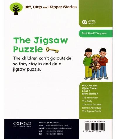 The Jigsaw Puzzle (Roderick Hunt, Alex Brychta) - Oxford Reading Tree