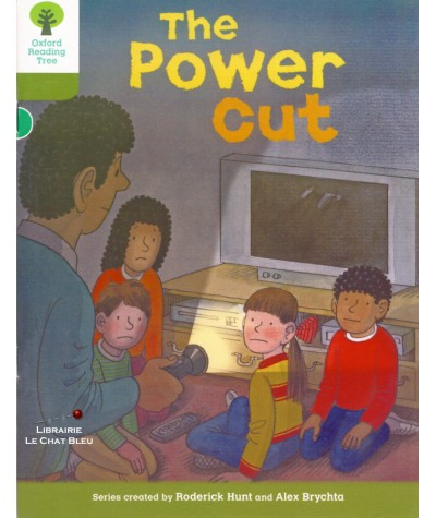 The Power Cut (Roderick Hunt, Alex Brychta) - Oxford Reading Tree