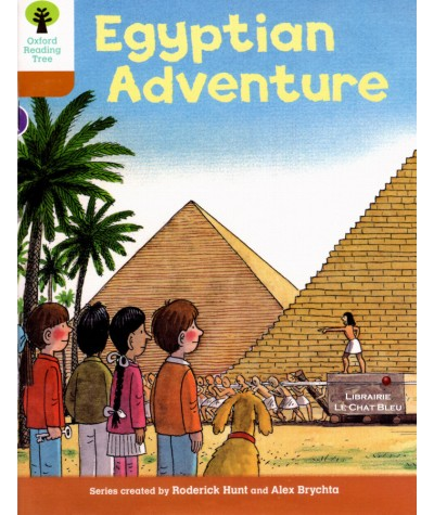 Egyptian Adventure (Roderick Hunt, Alex Brychta) - Oxford Reading Tree