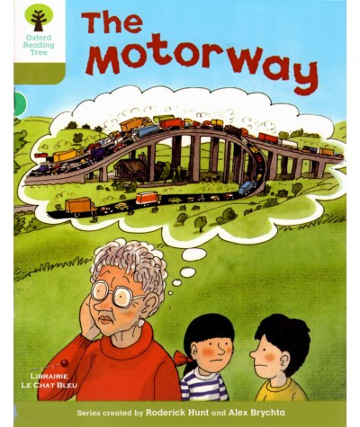 The Motorway (Roderick Hunt, Alex Brychta) - Oxford Reading Tree