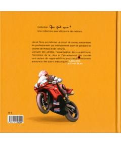 """Sur un circuit (Sylvie Durbec, Julien Monier) - Collection """"Qui fait quoi ?"""""""