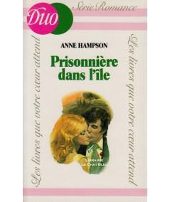 Prisonnière dans l'île (Anne Hampson) - DUO Romance N° HC1