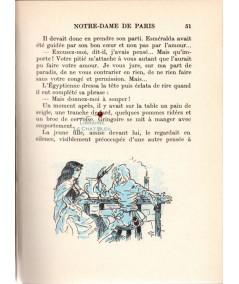 Notre-Dame de Paris (Victor Hugo) - Adaptation de Jean Portail - Fernand-Nathan Editeur