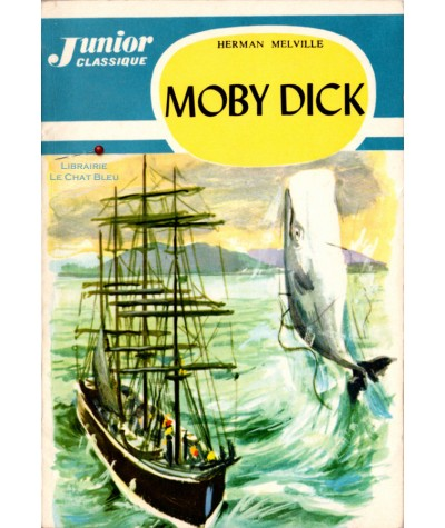 Moby Dick (Herman Melville) - Junior Classique N° 24