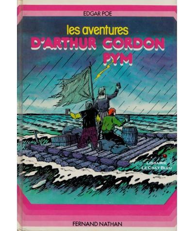 Les aventures d'Arthur Gordon Pym (Edgar Poe) - Fernand Nathan
