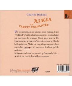 Alicia et l'arête enchantée (Charles Dickens) - Trois petits chats