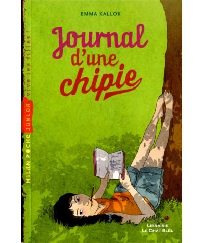 Journal d'une chipie (Emma Kallok) - Milan Poche Junior N° 131