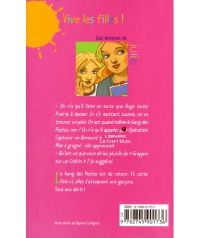Le gang des Pestes T2 : Coups de foudre en série (Julie Anne Peters) - MILAN Jeunesse