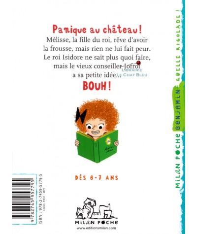Les caprices de Mélisse (Benoît Broyat, Elsa Fouquier) - Milan Poche Benjamin N° 110