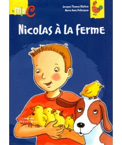 Nicolas à la ferme (Jacques Thomas-Bilstein) - La Mini C N° 15