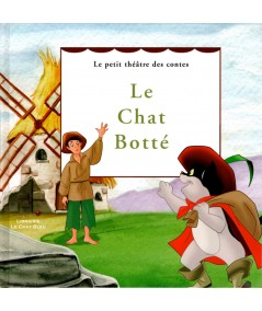Le petit théâtre des contes : Le Chat botté d'après Charles Perrault
