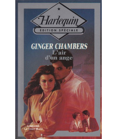 L'air d'un ange (Ginger Chambers) - Harlequin - Edition Spéciale N° 34