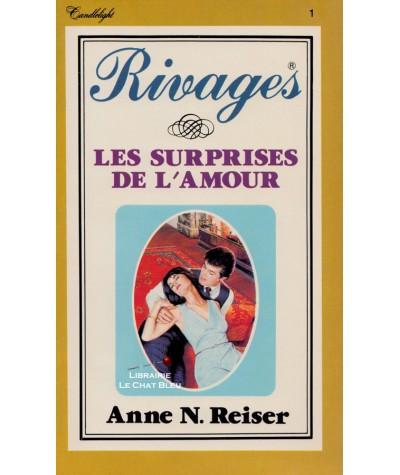 Les surprises de l'amour (Anne N. Reiser) - Rivages N° 1