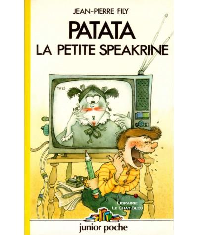 PATATA la petite speakrine (Jean-Pierre Fily) - Editions LITO