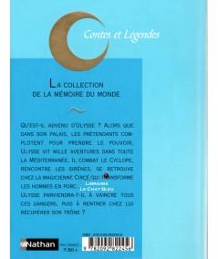 L'Odyssée (Jean Martin, Romain Slocombe) - Contes et Légendes N° 10 - Nathan