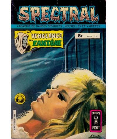SPECTRAL RECUEIL 7025 - Aredit - BD petit format