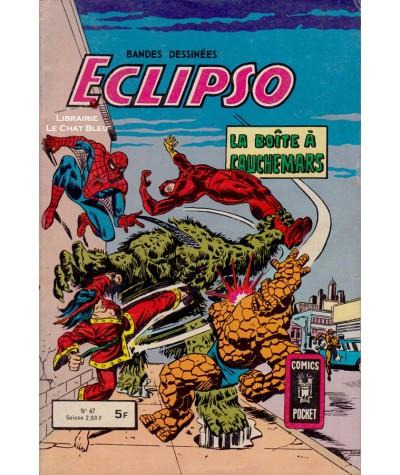 ECLIPSO N° 67 - Comics Pocket - ARTIMA - BD petit format