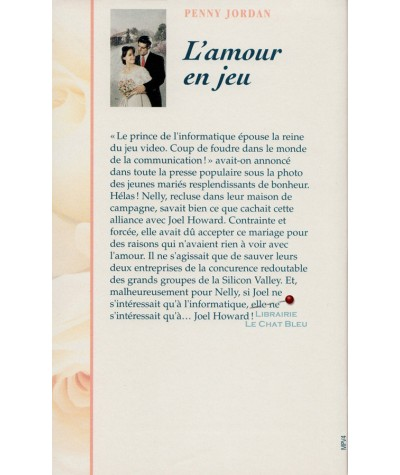 L'amour en jeu (Penny Jordan) - Harlequin N° HS