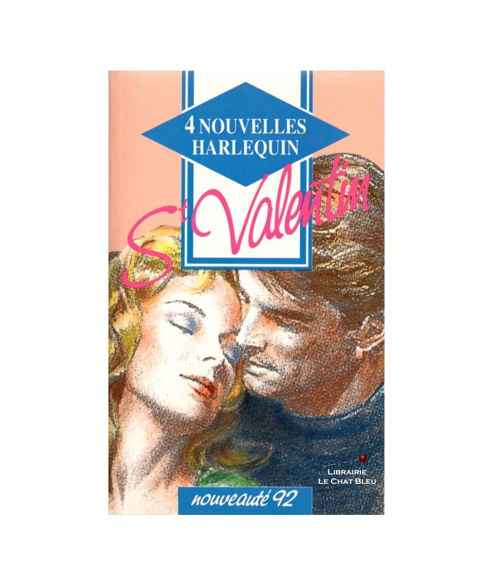 Saint-Valentin : 4 nouvelles Harlequin
