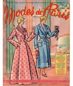 Journal Modes de Paris N° 162 du 20 janvier 1950