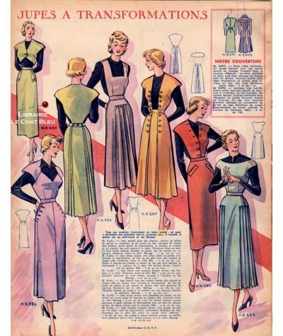 Journal Modes de Paris N° 159 du 30 décembre 1949