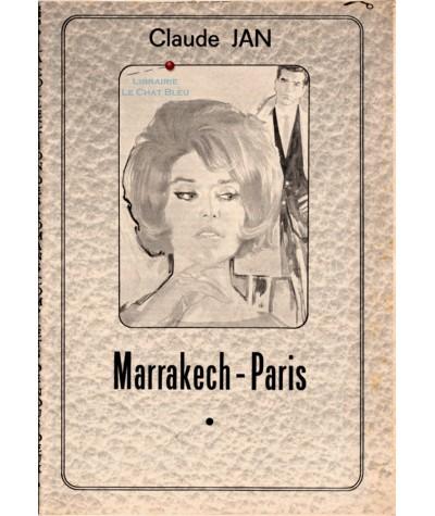 Marrakech-Paris (Claude Jan) - Les romans complets de Nous Deux