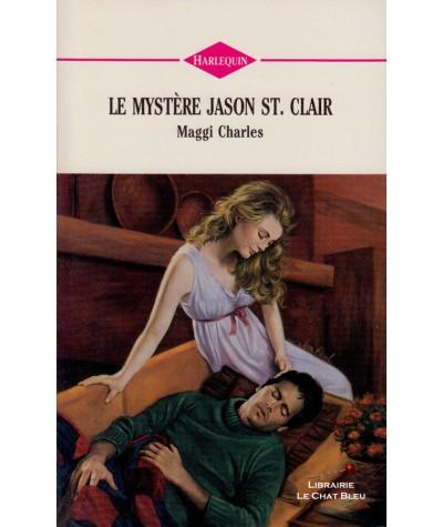 Le mystère de Jason St. Clair (Maggi Charles) - Harlequin N° 144