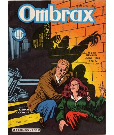 OMBRAX N° 222 - Martin Mystère : À l'ombre de Téotihuacan - BD petit format