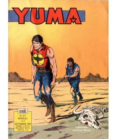 YUMA N° 371 - Editions SEMIC - BD petit format