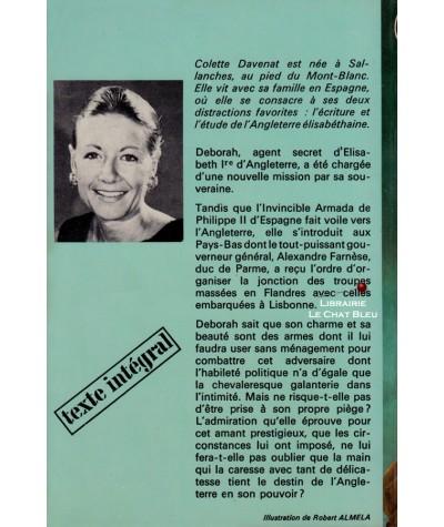 Deborah : L'amour aux cent facettes T1 (Colette Davenat) - J'ai lu N° 643