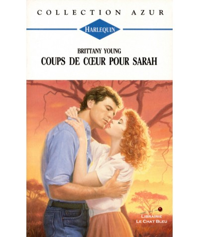 Coups de coeur pour Sarah (Brittany Young) - Harlequin Azur N° 1344