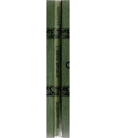 Le Capitaine Fracasse (Théophile Gautier) - Tome 1 - Modern-Bibliothèque