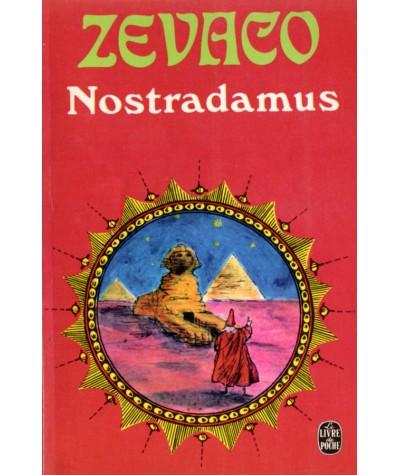 Nostradamus (Michel Zévaco) - Le Livre de Poche N° 3306