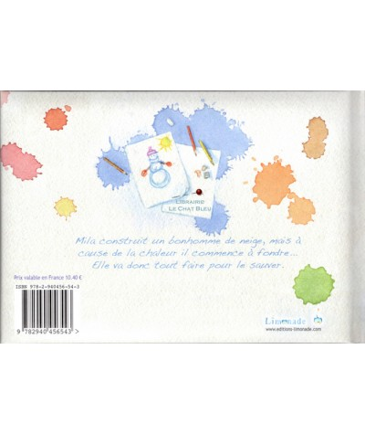 Mila à la neige (Sébastien Pridmore) - Editions Limonade