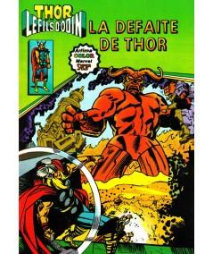 Album N° 26 - Thor le fils d'Odin : La défaite de Thor (N° 8)